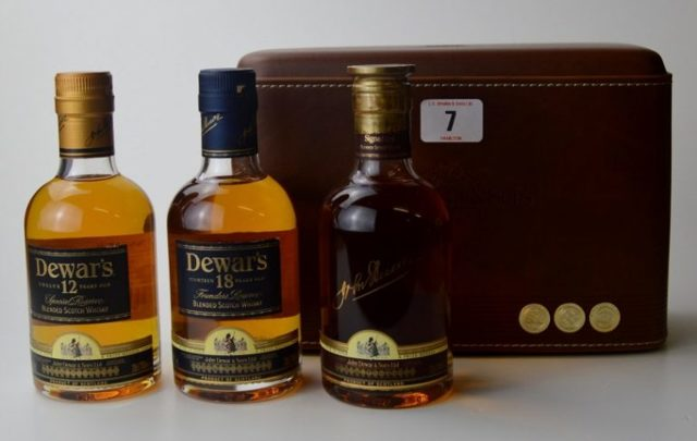 dewars white label: разновидности виски, использование в коктейлях