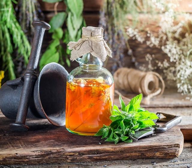 Настойка графа Разумовского - это полезный ароматный алкоголь
