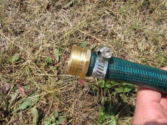 Переходник на кран для самогонного аппарата для змеевика