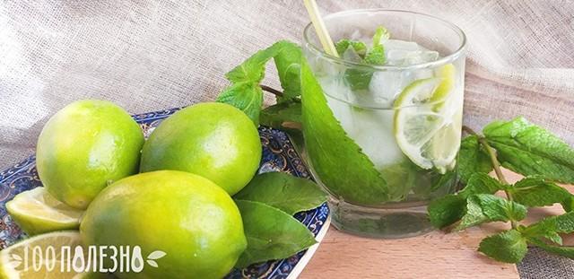 Мохито безалкогольный рецепт приготовления в домашних условиях