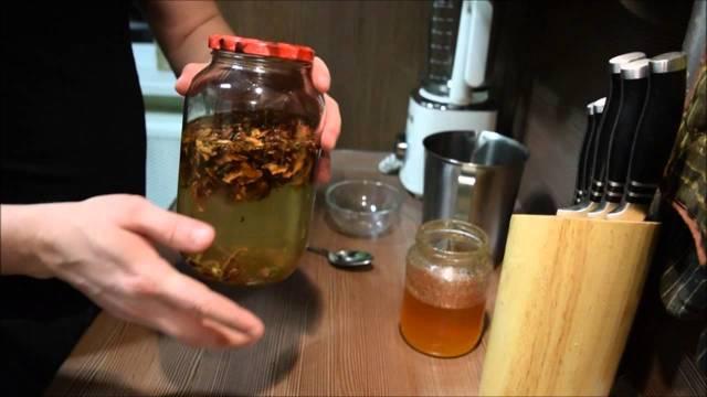 Настойка на перегородках грецкого ореха на водке: готовим эликсир