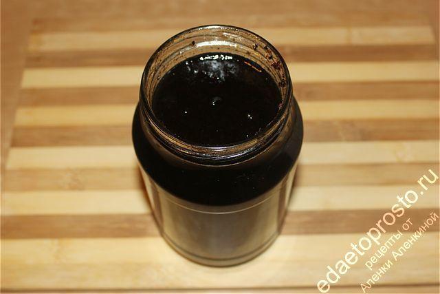 Настойка из варенья в домашних условиях, приготовленная на водке