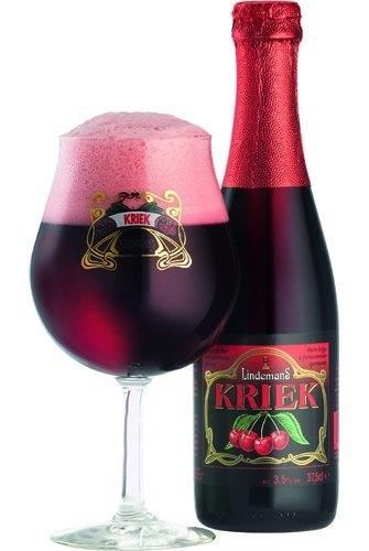 Бельгийское lefebvre belgian kriek это идеальное вишневое пиво