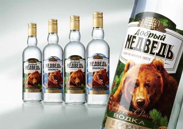 Водка Медведь: описание, отзывы, цена, производитель, фото