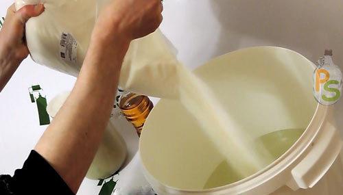Брага из сахара и дрожжей пропорции: как поставить брагу