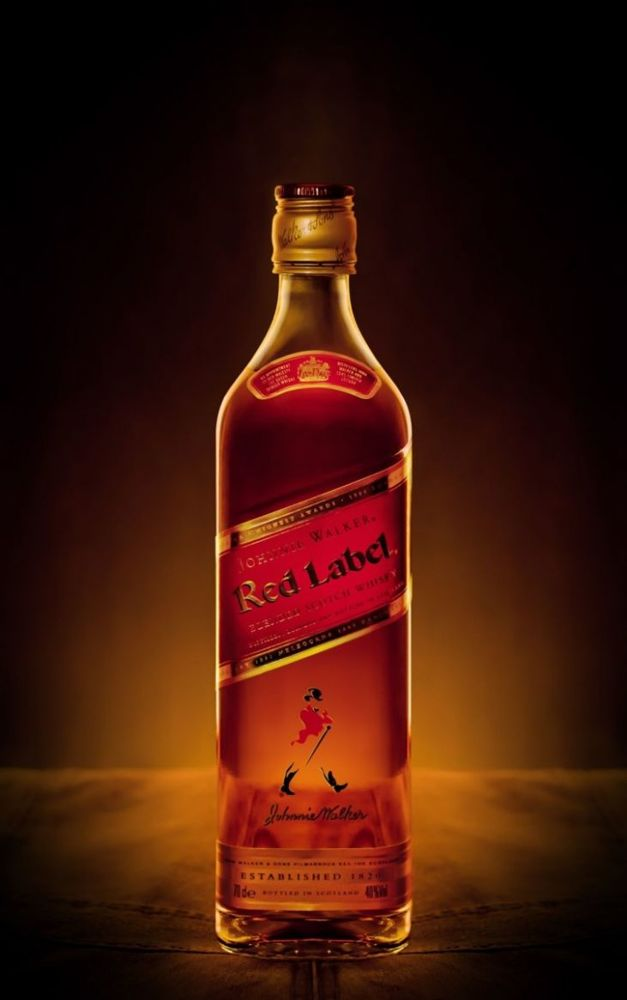 Обзор виски johnnie walker red label Джонни Уокер Ред Лейбл