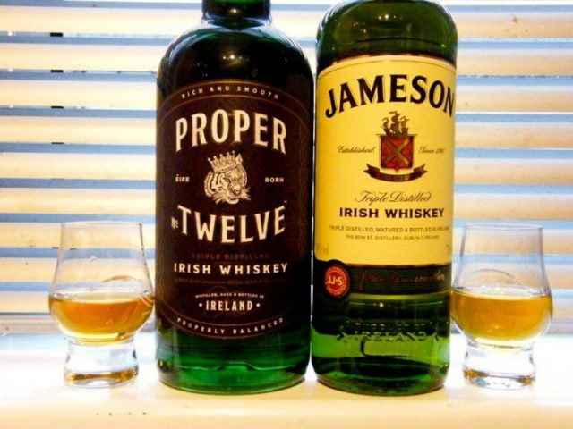 Виски Конора Макгрегора: история proper twelve, производство, цены