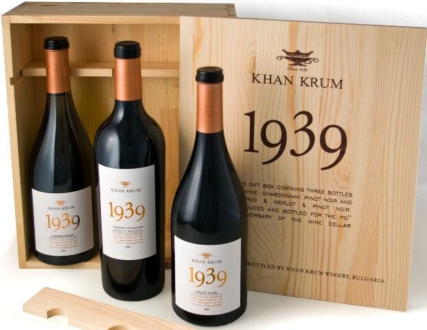 Лучшие вина Болгарии: Кадарка, Снежное, Тамянка, мускат