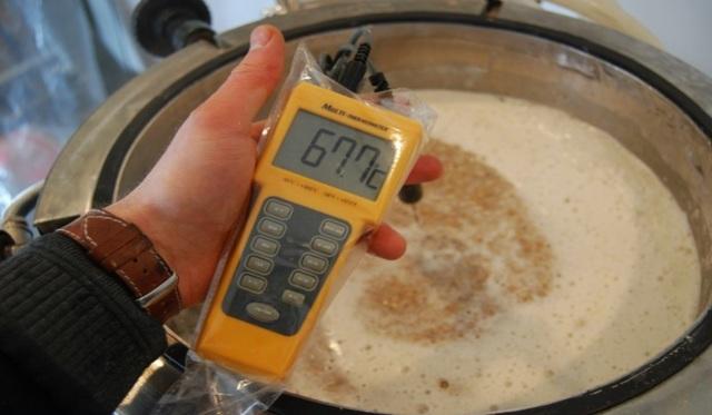 Температурные паузы в пивоварении: затирание солода