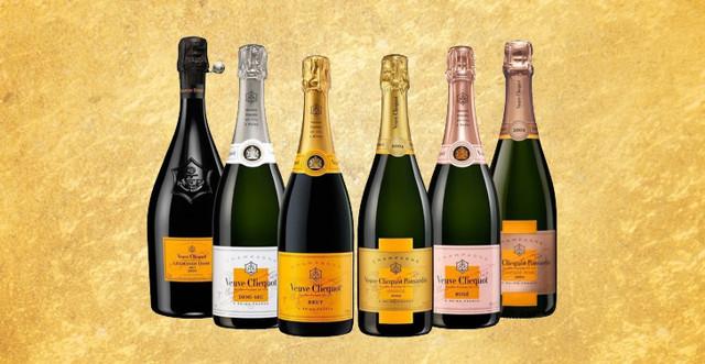 Вклад вдовы Клико в производство шампанского огромен