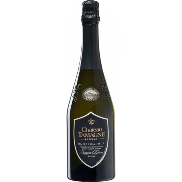 Шато Тамань шампанское chateau tamagne: виды напитка, описание