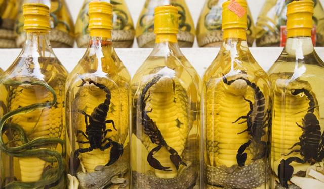 Китайская водка как называется рисовый, кокосовый алкоголь в Китае