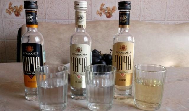 Грузинская чача: где купить, где заказать, как пить