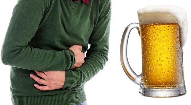 Понос от пива: причины недуга и способы избавления от него