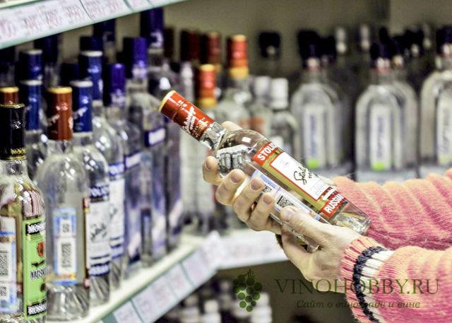 Из чего делают водку: основные этапы производства, виды спиртов