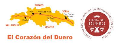 Вино Рибера дель Дуэро производится в Испании