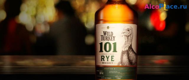 wild turkey 101 виски: обзор вкуса и марки, характеристики