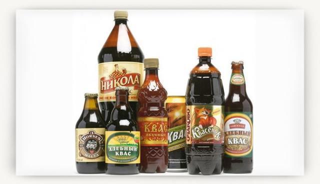 Сколько алкоголя в кефире и квасе, можно ли пить их водителям