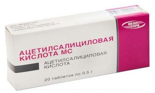 ацетиловая кислота при похмелье
