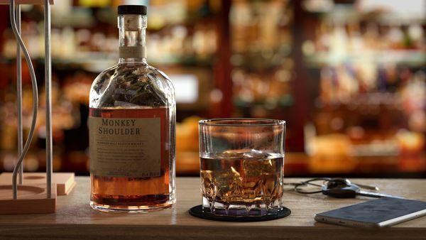 Виски Манки Шолдер monkey shoulder: обзор, производитель, цена