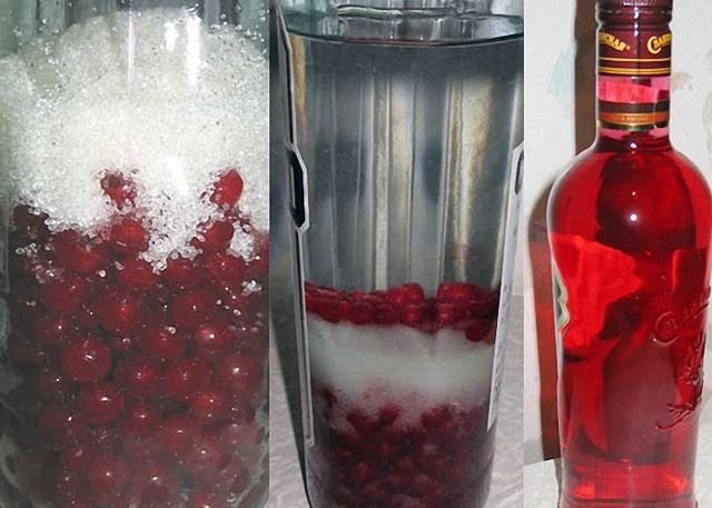 Настойка из красной смородины на водке: узнайте лучшие рецепты