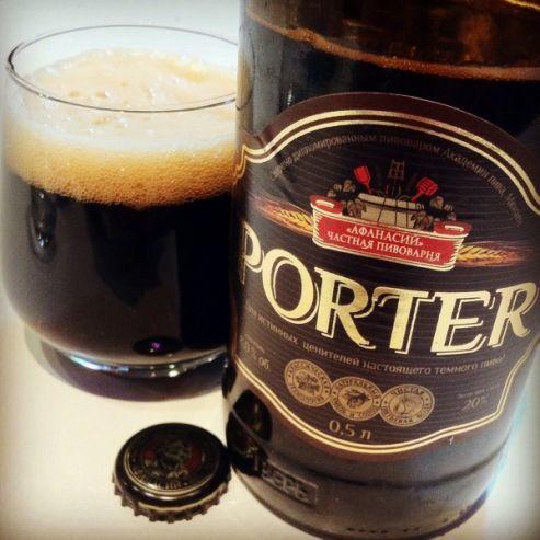 Пиво Афанасий: отзывы, виды и сорта, цена, характеристики