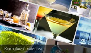 Коктейли с джином: доступные рецепты в домашних условиях