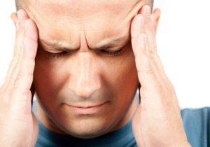 Кружится голова с похмелья из-за интоксикации организма