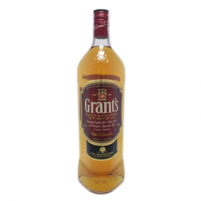 Виски Грантс отзывы потребителей, обзор, характеристики напитка