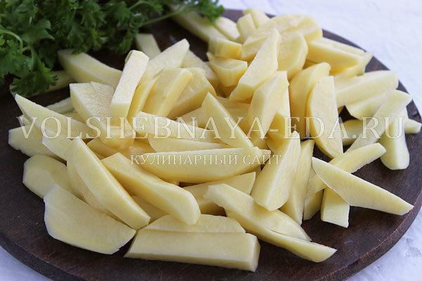 Картошка фри в домашних условиях - 8 рецептов