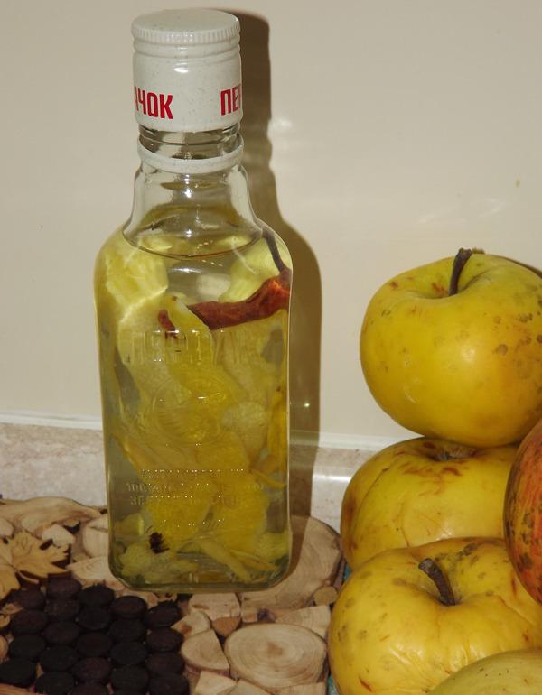 Настойка на гвоздике на водке, приготовленная в домашних условиях