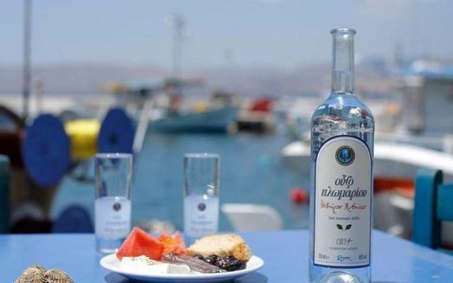 Зивания кипрская водка и другой алкоголь на Кипре: отзывы, цены