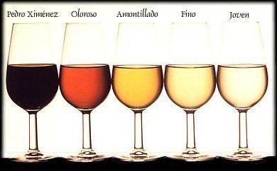 Херес что это за напиток такой и где его производят