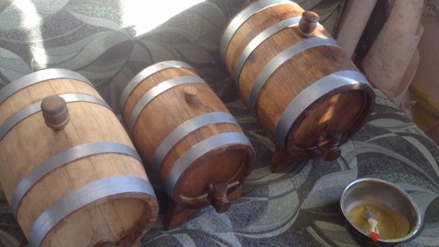 Подготовка дубовой бочки для самогона: важные рекомендации