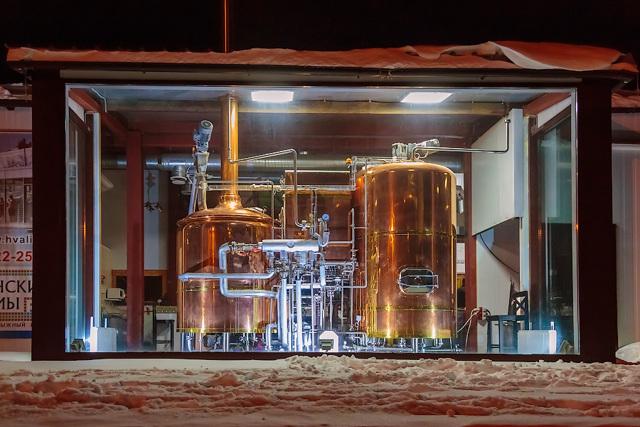 Оборудования для пивоварения как открыть собственную пивоварню