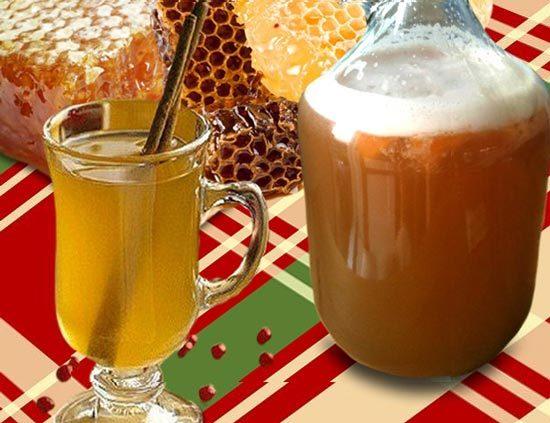 Самогон из меда готовим в домашних условиях