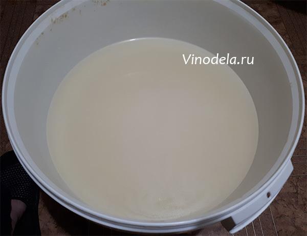 Брага из муки: рецепты самогона из ржаной и пшеничной муки