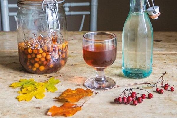 Настойка боярышника в домашних условиях на водке, спирте.