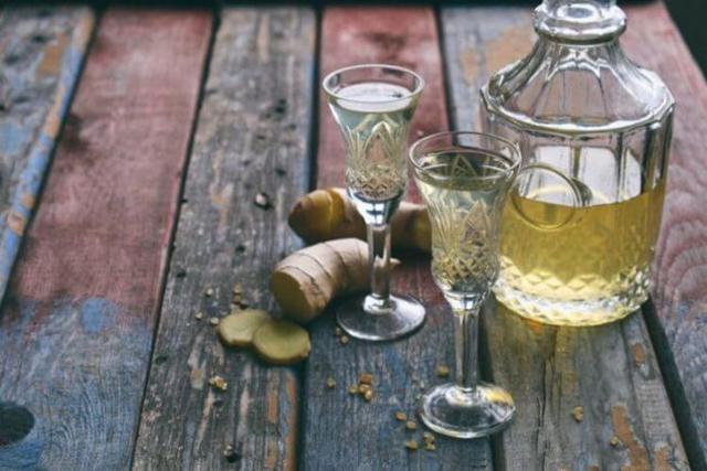 Имбирная настойка на водке: лучшие рецепты приготовления