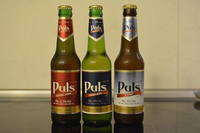 Пиво Рижское красное и белое: производитель и отзывы