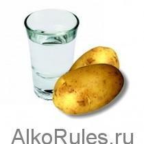 Самогон из картофеля в домашних условиях: рецепты приготовления