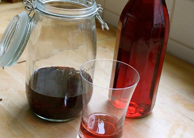 Наливка из калины на водке: 3 традиционных рецепта