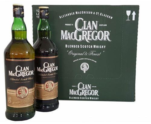 Виски Клан Макгрегор отзывы, характеристики, производство