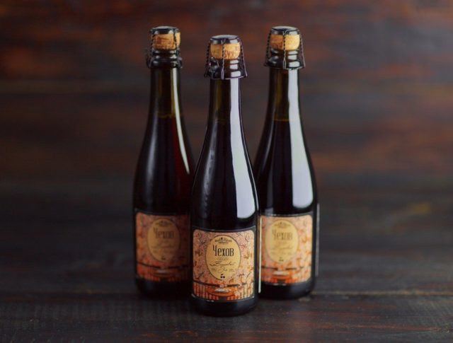 Рецепт вишневого пива для домашнего приготовления