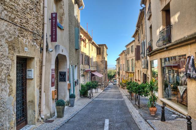 Вина chateauneuf-du-pape - история вина, достопримечательности