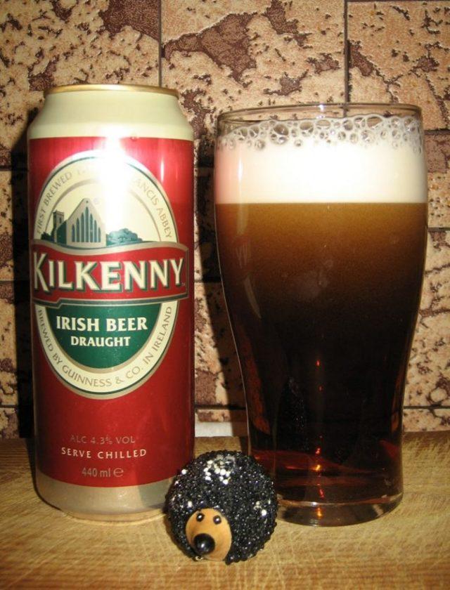 Пиво с азотной капсулой guinness описание, отзывы и цена