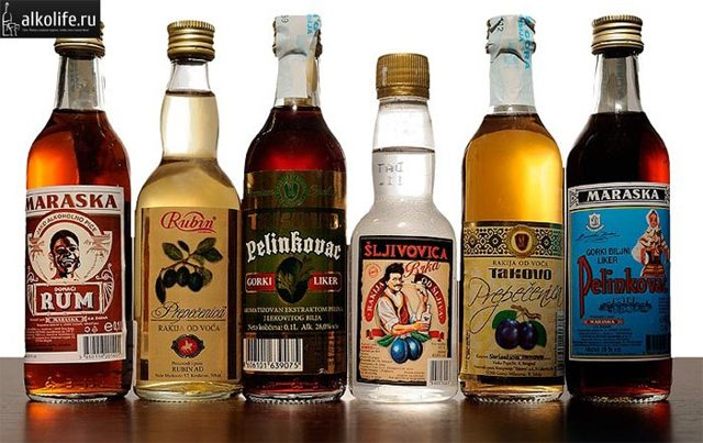 Ракия что это за напиток, раки что это за напиток, сходства и отличия