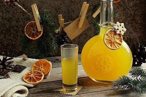 Апельсиновый ликер в домашних условиях: различные рецепты