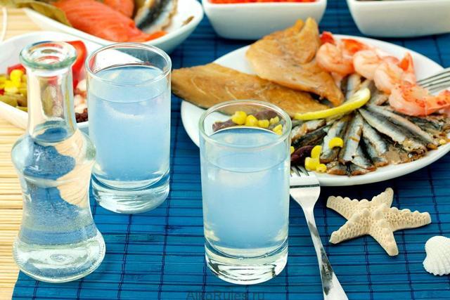 Греческая водка Узо: обзор, дегустационные характеристики, цена