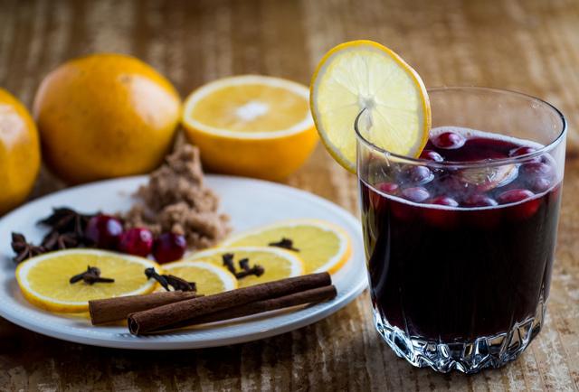Безалкогольный глинтвейн рецепт готовки в домашних условиях